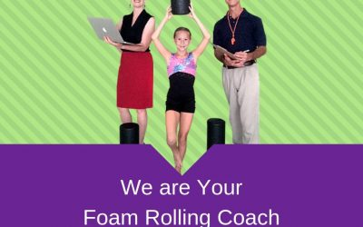 We are Your Foam Rolling Coach!