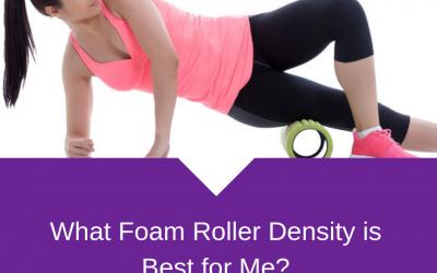 What Foam Rolling Density is Best for Me?